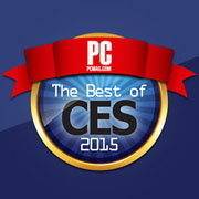 PCMAG Best Of CES 2015 logo