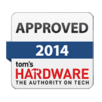 Toms Hardware Approved