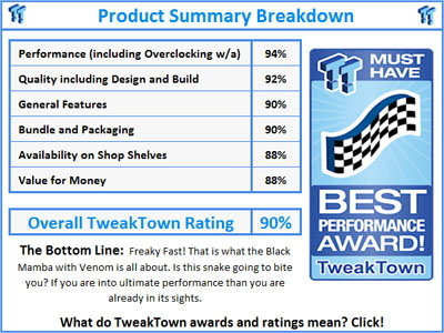 tweak town summary for mamba