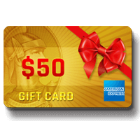 $50 American Express Gift Card for All Intel Desktops and Laptops [Excludes Instant Ship]