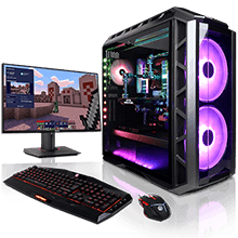 Mega Special VR GTX 1080 Gaming  PC
