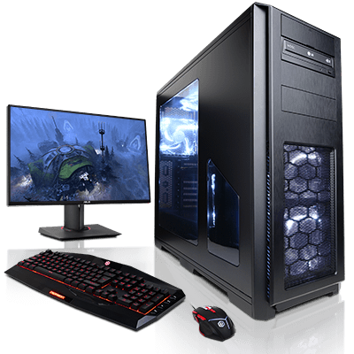 Customize VenomX PBA I100 Gaming PC