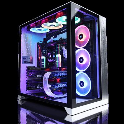 Customize Gamer Infinity XLC Gaming PC