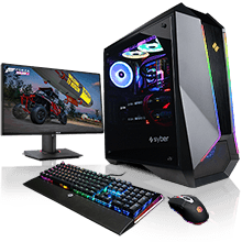 VR Ready Syber L GTX 1060 Gaming  PC