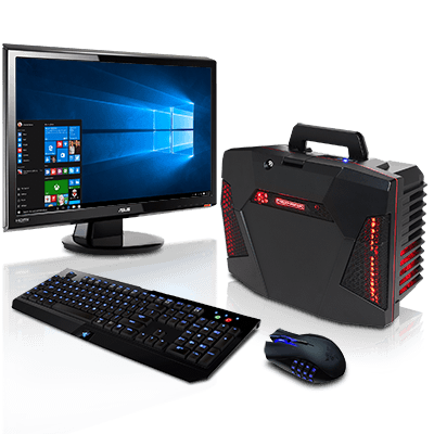 Fang BattleBox R9X Gaming  PC