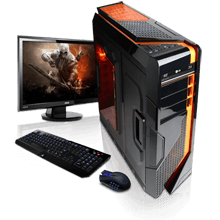 Zeus EVO Storm 1000 Gaming  PC