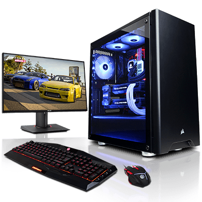Customize Elgato Stream Machine Elite Gaming PC