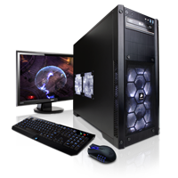 CyberPower Z97 i5 Configurator Gaming  PC