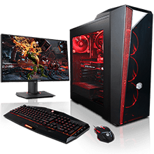 Gamer Infinity XLC Gaming  PC