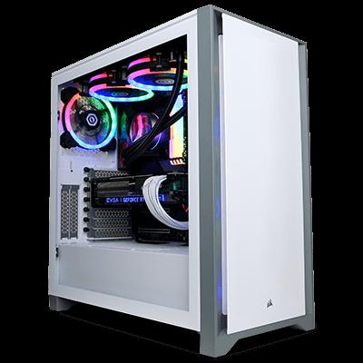 Cyberpower: Cyberpower i7-10700K RTX 3080 16GB RAM 500GB SSD 4TB HDD @ 95.00 + Free Shipping