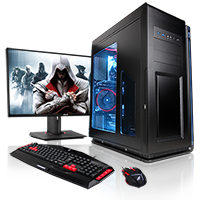 Pro Streaming I100 Gaming  PC
