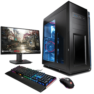 Pro Streamer I100 Gaming  PC