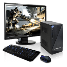 Essential 1000 Gaming  PC