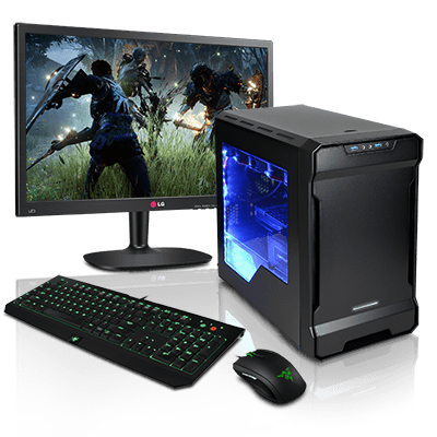 Intel i7 SFF Configurator Gaming  PC