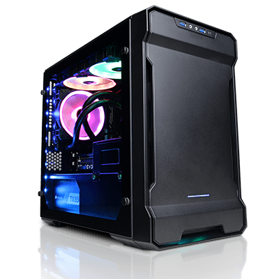 CyberPower i3 SFF Configurator Gaming  PC