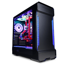 Customize CyberPower Black Pearl Gaming PC
