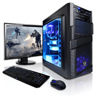 AMD FX5 Eight Core Configurator Gaming  PC