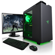 Pro Gamer FTW Xtreme 1000 Gaming  PC