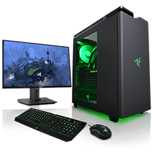 Pro Gamer FTW Ultra 1000 Gaming  PC