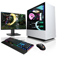 Gamer Infinity RX Pro 200 Gaming  PC