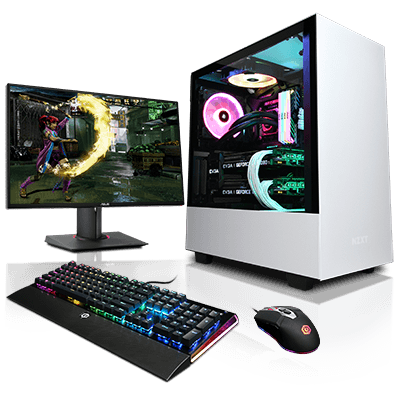 CyberPowerPC - UNLEASH THE POWER - Create the Custom Gaming PC and