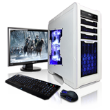 CyberPower ASUS Z77  Gaming  PC