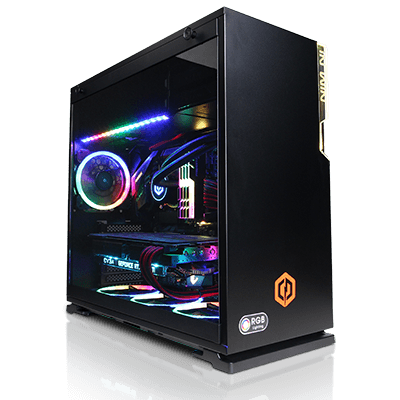 Customize CyberPower Z390 i5 Configurator Gaming PC