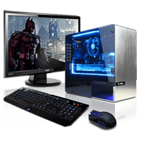 CyberPowerPC Zeus SFF Gaming  PC