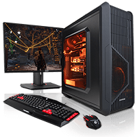 VR Ready Deal Radeon RX 480 Gaming  PC
