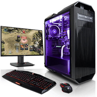 Daily Deal RyZen 1400 Gaming  PC