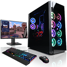 H2O Delirious 2018 Gaming  PC