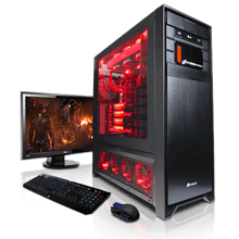 Power Mega Pro 3D Model Gaming  PC