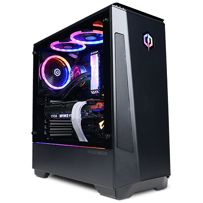 CyberPower Z390 i3 Configurator Gaming  PC