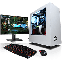 CyberPower Z370 i7 Configurator Gaming  PC
