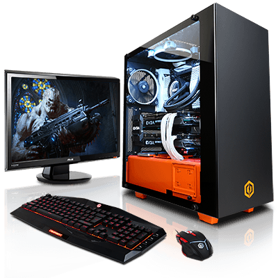 CyberPower Z270 i3 Configurator Gaming  PC