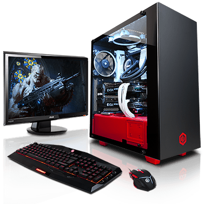 CyberPower X299 Configurator Gaming  PC