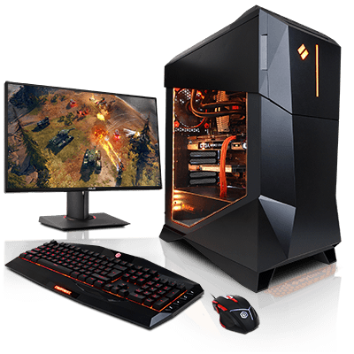 Daily Deal Syber M VR 1070 Gaming  PC
