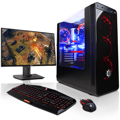 VR Ready Deal GTX 1070 Gaming  PC