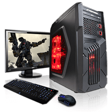 A picture of a gaming pc