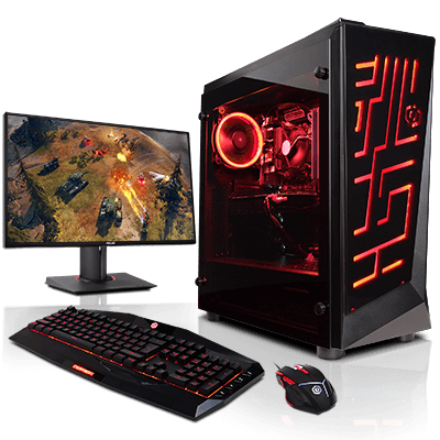 Daily Deal VR i7+K Gaming  PC