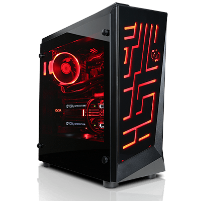 Customize VR Ready Deal Radeon RX 590 Gaming PC