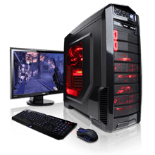 Gamer Xtreme 1000 Gaming  PC