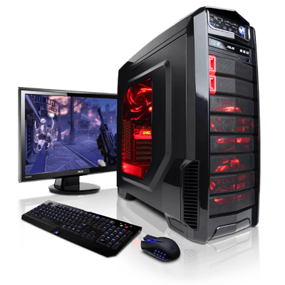 Daily Deal RX 470 Gaming  PC
