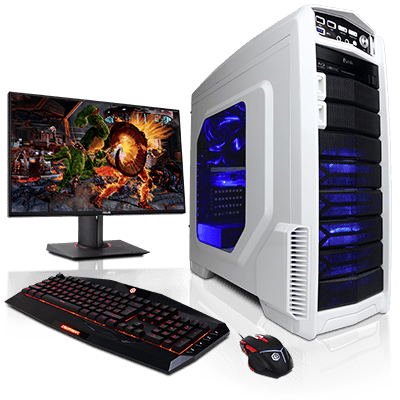 cyberpower gaming pc how to set up