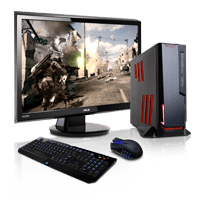ZEUS Mini-A200 Gaming  PC