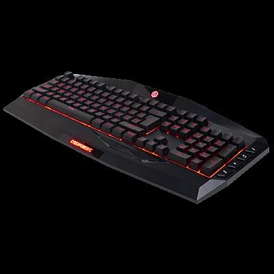 c5918830936 CyberPowerPC RGB 7 Color Premium Gaming Keyboard