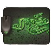 RAZER Abyssus Mouse + Goliathus Pad Bundle for All Desktops & Laptops