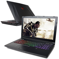 Fangbook III BX6-100 Gaming  Notebook