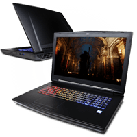 FANGBOOK 4 SK-X17 XTREME Gaming  Notebook