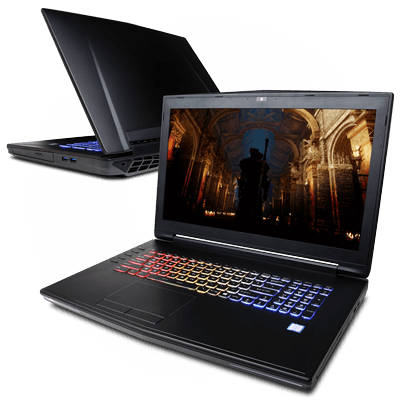 FANGBOOK 4 SK-X17 VR PRO Gaming  Notebook